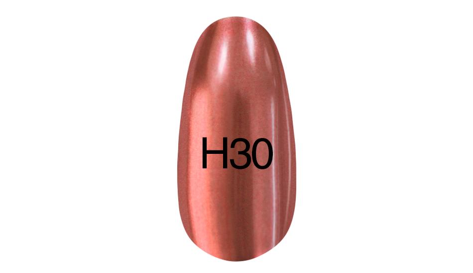 """Gel polish """"HOLLYWOOD"""" № N30, 8ml."""