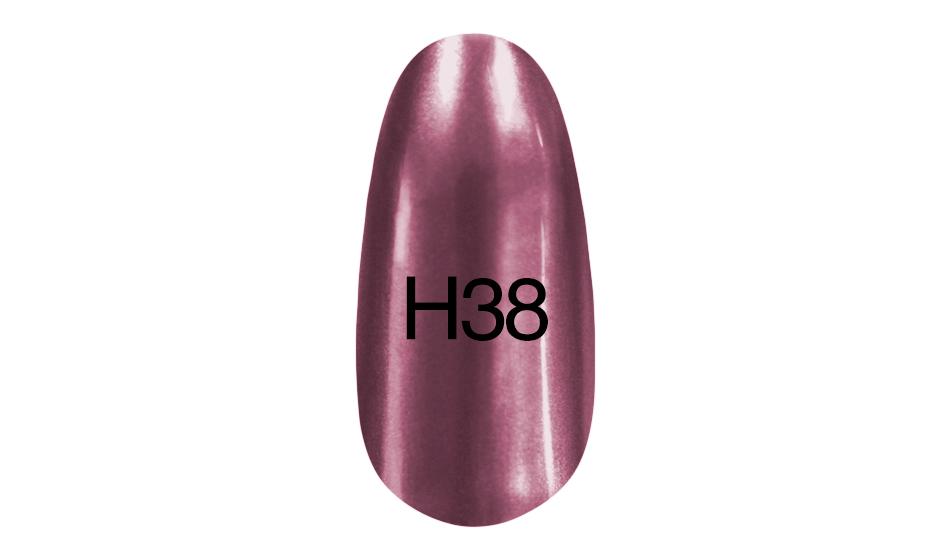 """Gel polish """"HOLLYWOOD"""" № N38, 8ml."""