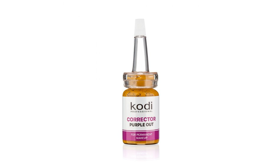 COLOR CORRECTOR, PURPLE OUT 10 ml.