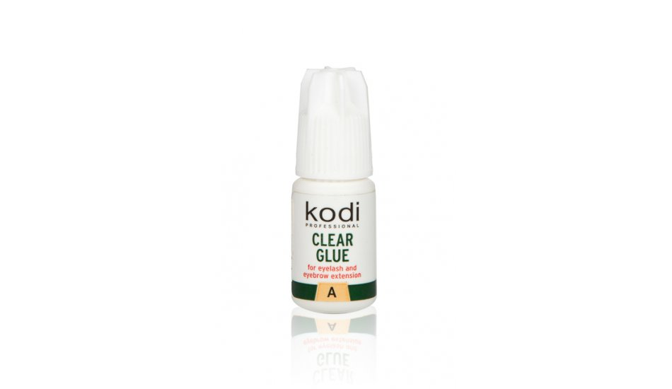 GLUE FOR EYELASHES AND EYEBROWS CLEAR, 3g.