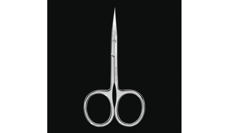 STALEKS Cuticle Scissors EXPERT 10/1 18mm  (SE-10/1)