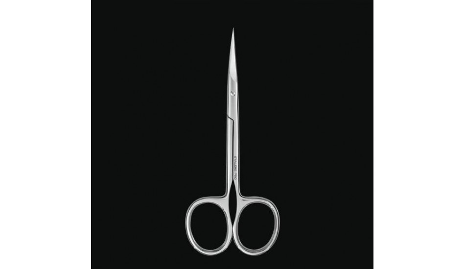 STALEKS Cuticle Scissors EXPERT 10/3 23mm  (SE-10/3)