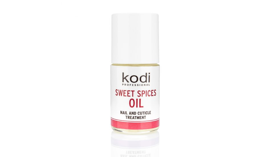 "Cuticle Oil ""Sweet spices"" 15ml."