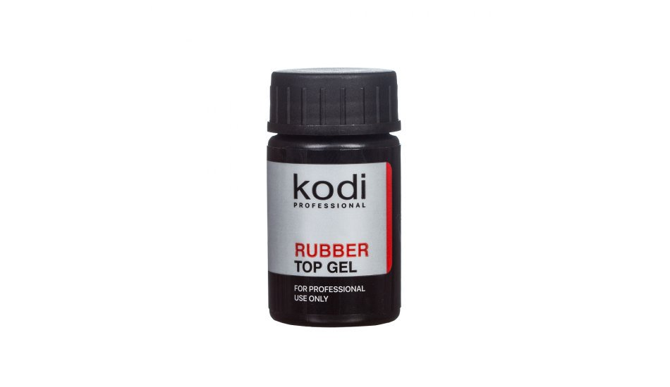 Rubber Top Gel 14 ml.